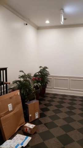 2020,05,05_West_Loop_Hallway_Lobby_painting - West-Loop-lobby-and-hallway-painting.-Wainscott.-Walls-and-ceilings.-Chicago-painter.-Drywall-repair-2.jpg
