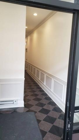2020,05,05_West_Loop_Hallway_Lobby_painting - West-Loop-lobby-and-hallway-painting.-Wainscott.-Walls-and-ceilings.-Chicago-painter.-Drywall-repair-4.jpg