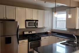 Kitchen cabinets refinishing. Cabinets painter. Chicago painter. Painting contractor
