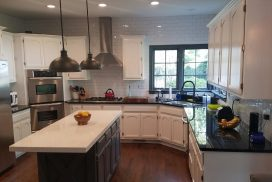 Kitchen cabinets refinishing . Cabinets painting. Chicago painter. West Town. Wicker Park. River North. Lincoln Park